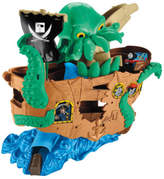 NEW Thomas The Tank Adventures Pirate Monster Playset