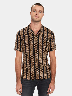 AllSaints Link Short Sleeve Shirt