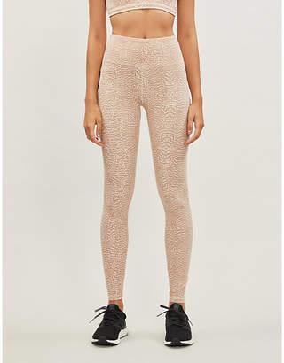 Varley Duncan stretch-jersey leggings