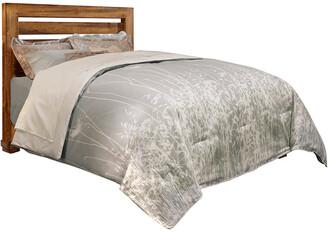 Progressive Furniture Queen Slat Complete Bed
