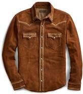 Ralph Lauren Limited-Edition Suede Jacket