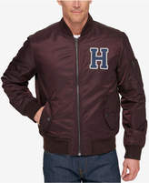 Tommy Hilfiger Men's Aviator Bomber Jacket
