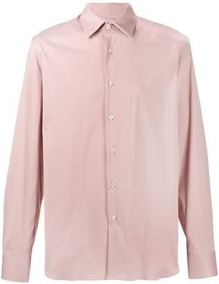 Prada tailored classic shirt