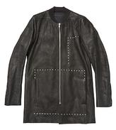 Rick Owens Leather Studded Jacket