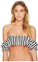 Amuse Society Emma Bralette Top Women's Swimwear