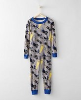 Justice League BATMANTM Kids Long John Pajamas In Organic Cotton