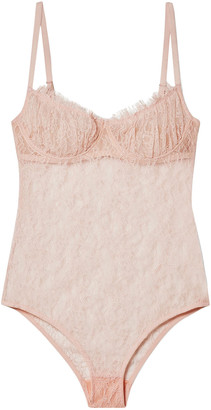 Brock Collection Bia Lace Bodysuit