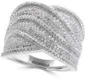 Effy Diamond & Sterling Silver Ring