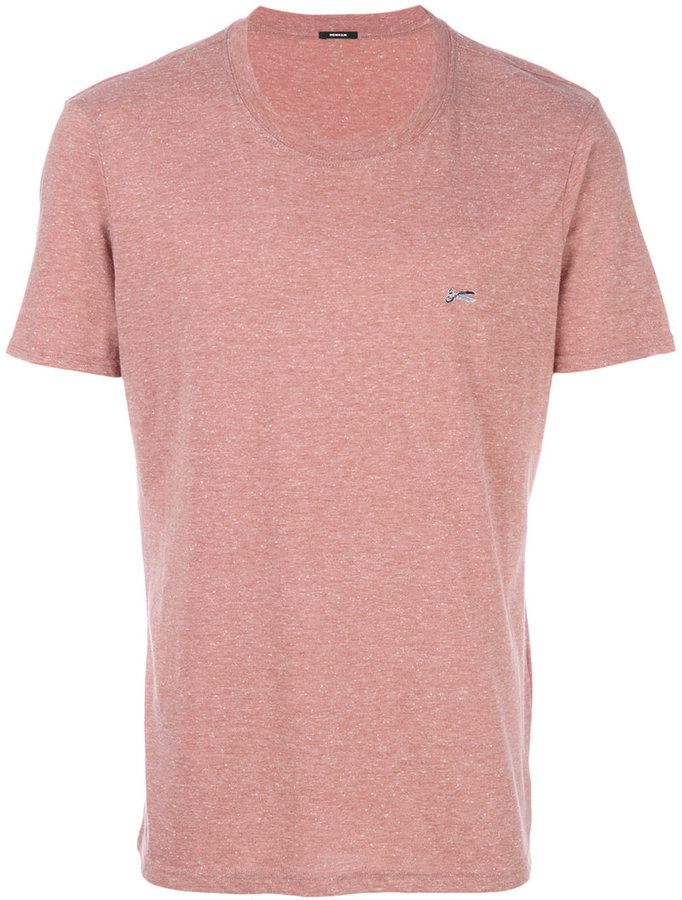 Denham Jeans logo T-shirt