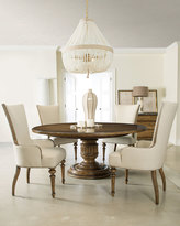 Hooker Furniture Lochte Round Dining Table
