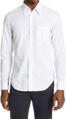 Maison Margiela Faux Pocket Button-Up Shirt