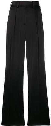 Alexandre Vauthier satin suit trousers