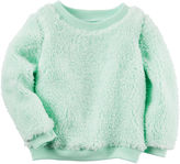 Carter's Girls Long-Sleeve Fleece - Preschool