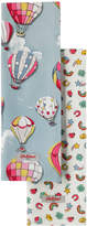 Cath Kidston Hot Air Balloons Set of Two Tea Towels