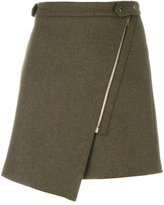 Vanessa Bruno asymmetric mini skirt