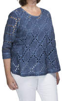 Nouvelle Woman EMBROIDERED TUNIC