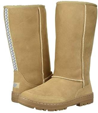 UGG Ultra Tall Revival (Sand) Women's Pull-on Boots