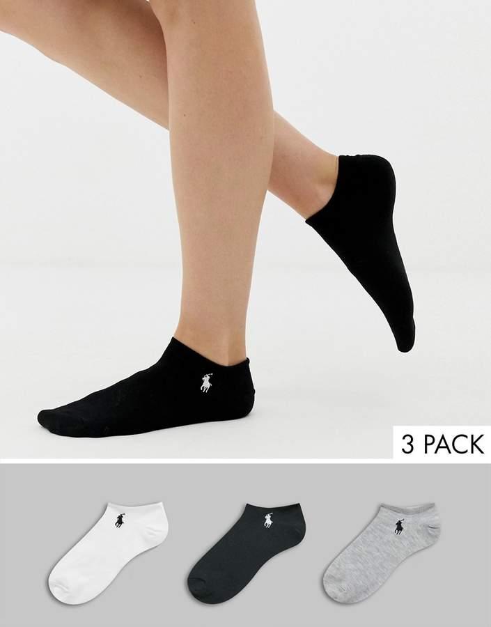 65c87a7a9f 3 pack ultra-low sport socks