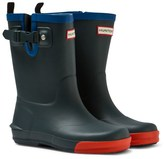 Hunter Multi Stripe Davison Wellington Boots
