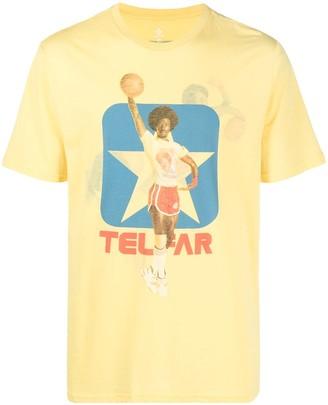 Telfar x Converse Basket Ball short sleeved T-shirt