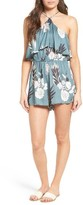 Somedays Lovin Women's After The Storm Print Romper