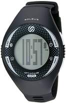 Soleus 'Soleus GPS Pulse BLE' Quartz Black Fitness Watch (Model: SG013-004)