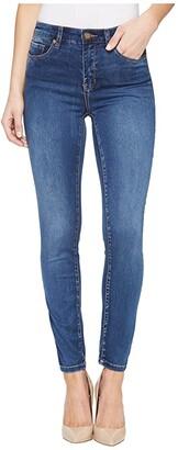 Tribal Five-Pocket Ankle Jegging 28 Dream Jeans in Retro Blue (Retro Blue) Women's Jeans