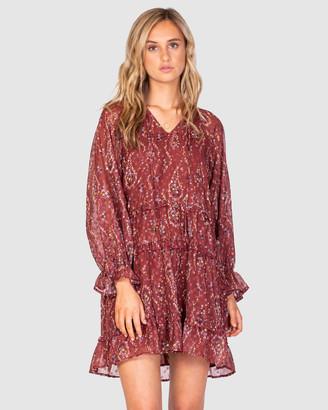 Three of Something Melrose Avenue Dress