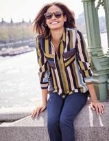 Boden Silk Shirt