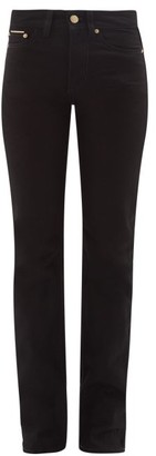 Eytys Cypress Mid-rise Straight-leg Jeans - Womens - Black