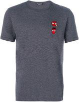 Dolce & Gabbana devil designers patch T-shirt