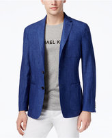 Michael Kors Men's Slim-Fit Textured Blazer
