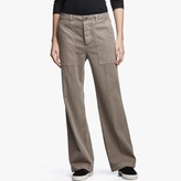 James Perse Canvas Pocket Pant