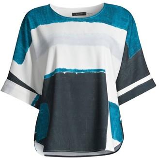 Natori Art Moderna T-Shirt Top