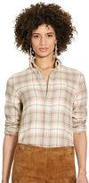 Polo Ralph Lauren Plaid Cotton Twill Shirt