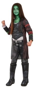 BuySeasons Avengers Big Girl Deluxe Gamora Costume