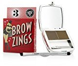 Benefit Cosmetics Brow Zings Total Taming and Shaping Kit, No. 3 Medium, 0.15 Ounce