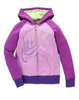 Nike Girls Hooded Sweatshirt
