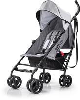 Summer Infant 3D Lite Convenience Stroller-Grey/Blk