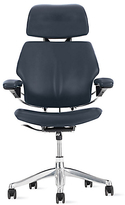 Design Within Reach Freedom® Task Chair with Headrest in Vellum