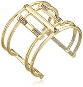 House Of Harlow Defined Deco Cuff Bracelet