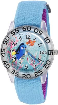 Disney Girl's 'Finding Dory' Quartz Plastic and Nylon Watch