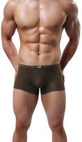 Tonsee® Mens Underwear Low Rise Sexy Boxer Briefs (XL, )