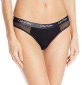 Calvin Klein Women's One Micro Thong Panty