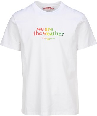 Stella McCartney We Are The Weather Print T-Shirt