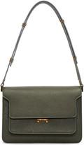 Marni Green Trunk Bag
