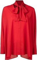 ASTRAET flared blouse