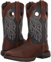 Durango Rebel 12 Western WP Square Steel Toe Cowboy Boots