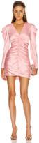 Jonathan Simkhai Puff Sleeve Dress in Cherry Blossom | FWRD
