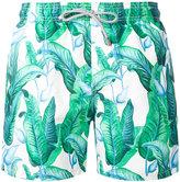 MC2 Saint Barth floral print swim shorts - men - Polyamide/Polyester/Spandex/Elastane - XXL